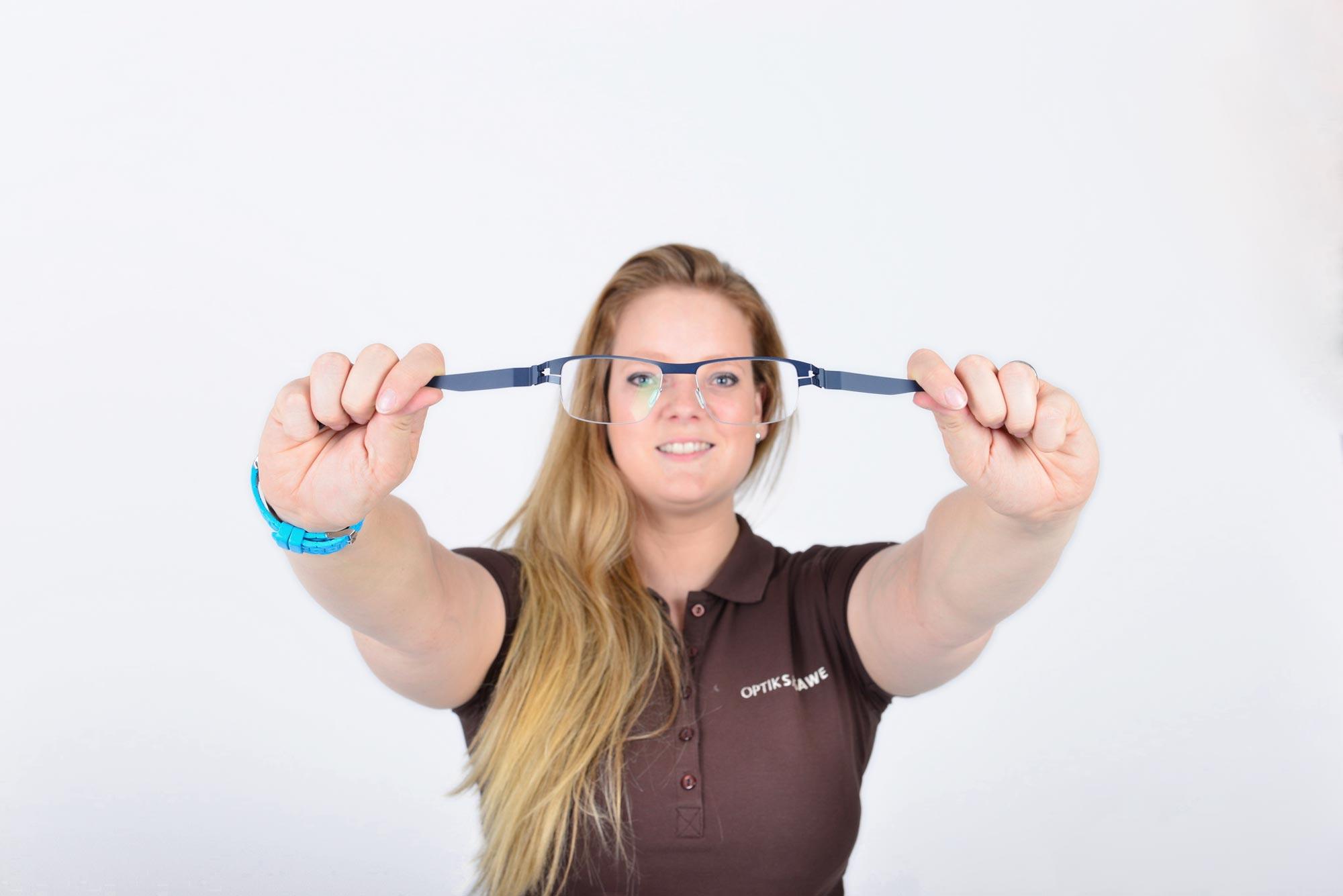 Ihre Absicherung für Ihre neue Brille, auf Bruch, Beschädigung und Diebstahl. Und eine Zuschuss bei Sehstärkenänderung.