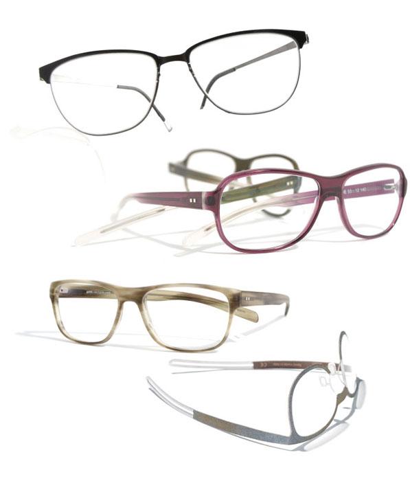 Brillen von Lindberg, Götti und Hapter - einfach im Brillenabo finanzieren