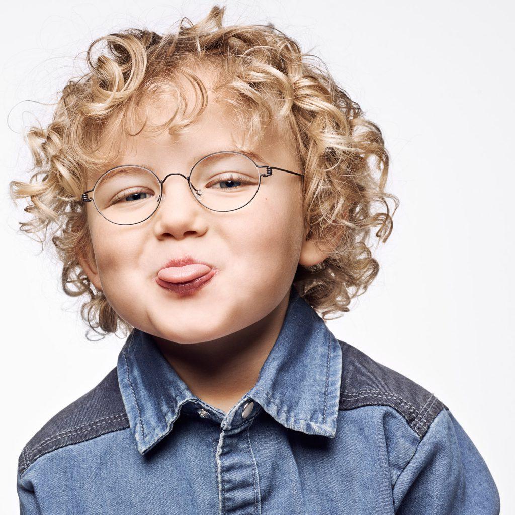 Kinderbrillen bei Optik Sagawe von Lindberg