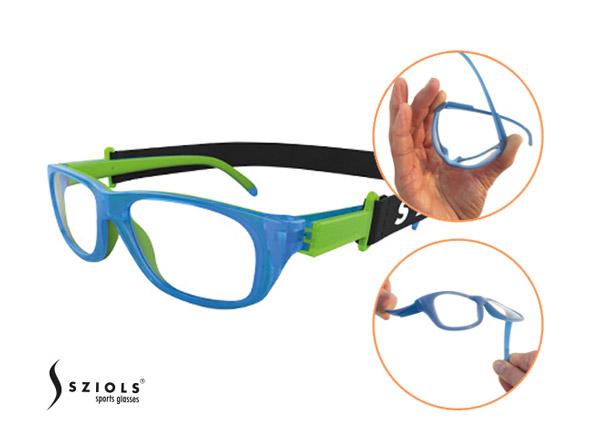 Kinderbrillen und Jugendbrillen auch als Schulsportbrille & Alltagsbrille von Sziols Buddy