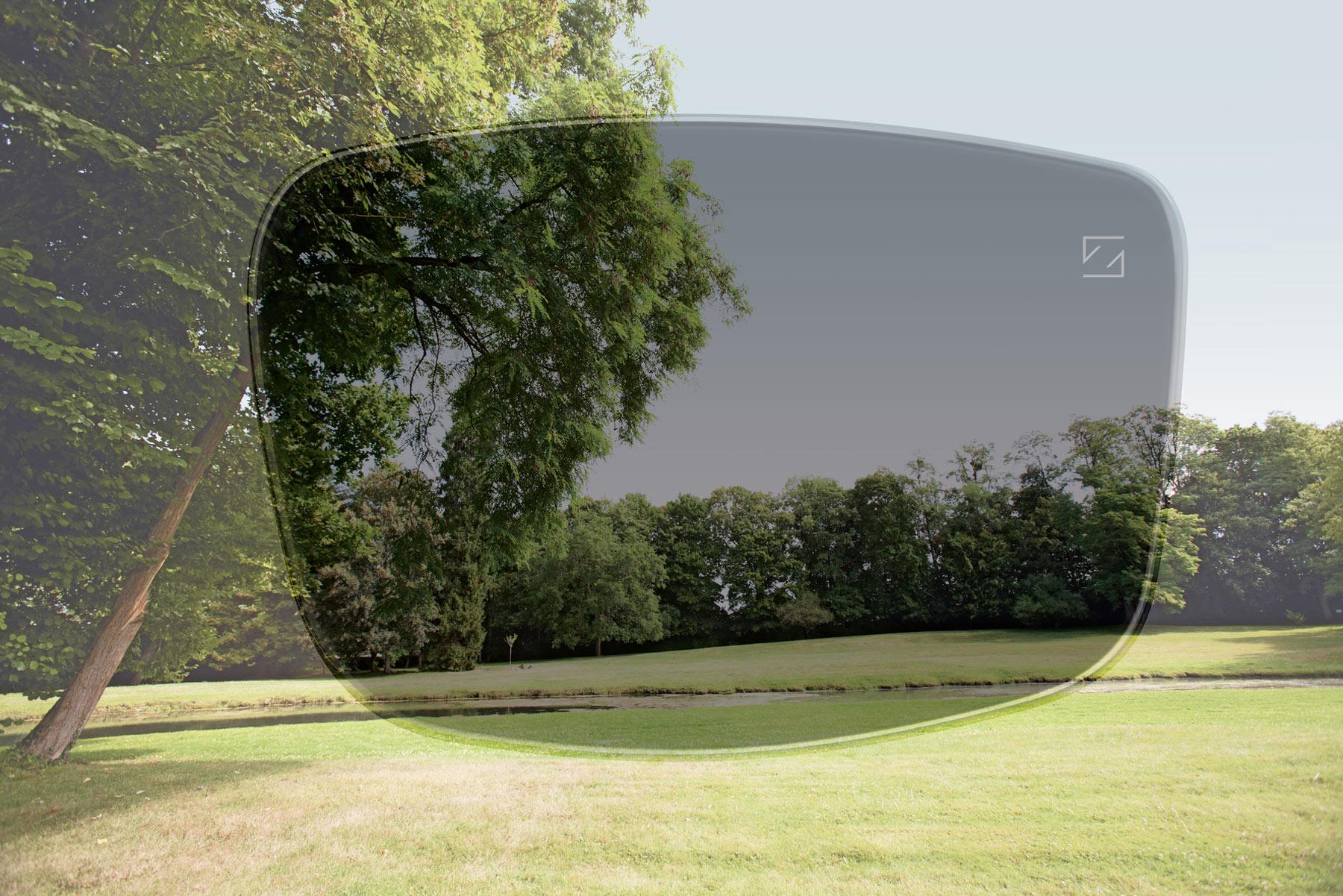 Phototrope Brillengläser bei Optik Sagawe mit der Zeiss Photofusion oder der Transitions Signature Technologie