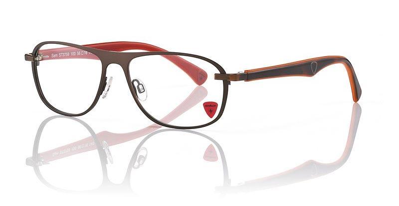 Bei Optik Sagawe in Rostock erhalten Sie eine viele tolle Switchit Brillen auch für Männer von Strellson
