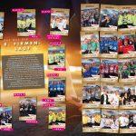 Gewinner aus dem Gewinnspiel mit der Piste Rostock zum 8. Rostocker Firmenlauf 2017