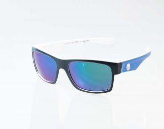 F.C. Hansa Rostock Sonnenbrille – schwarz-blau