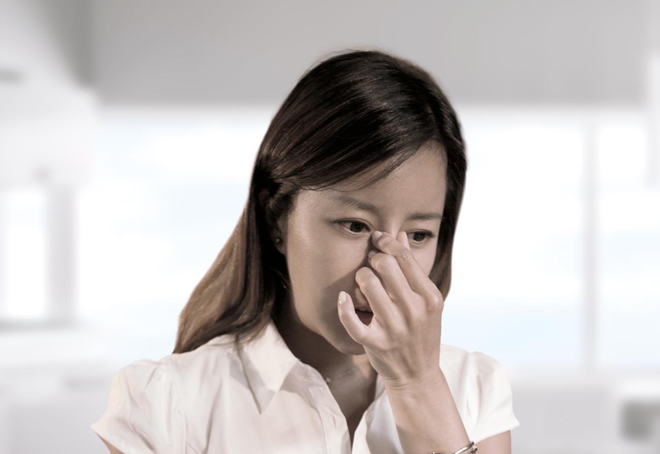 Digitaler Sehstress – die neue Volksbeschwerde. Müde Augen können das Problem sein.