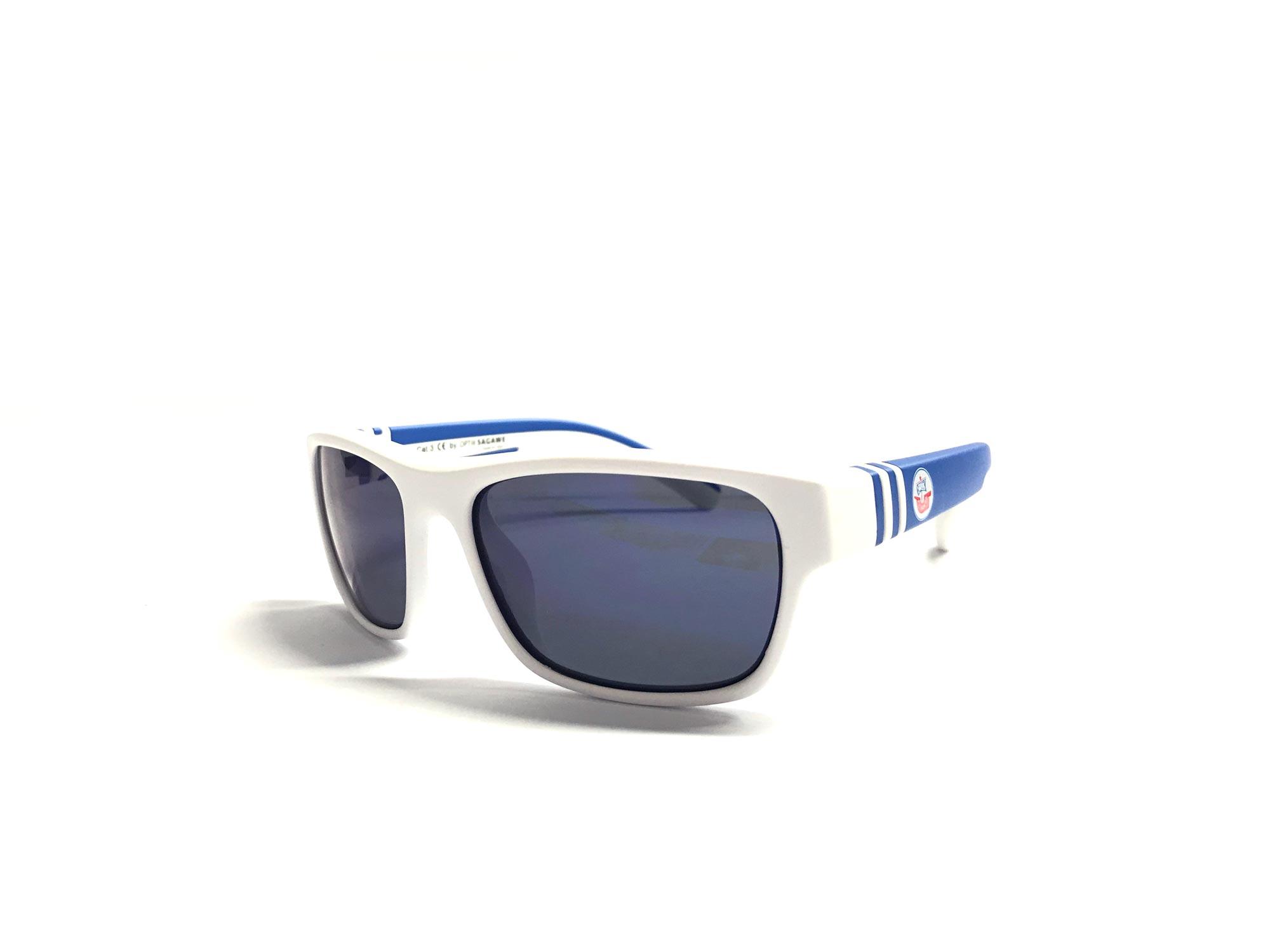 F.C. Hansa Rostock Sonnenbrille – weiss / blau