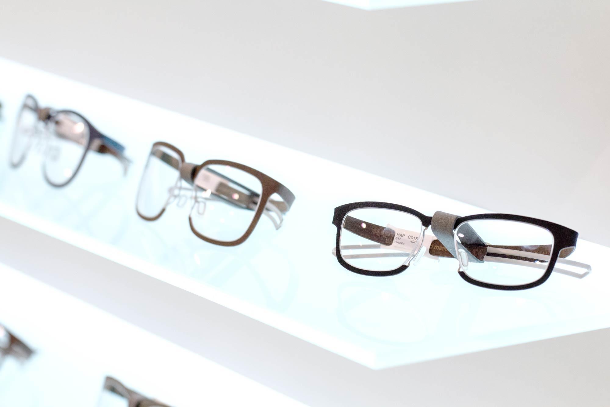 Optik Sagawe im Rostocker Hof bietet Brillen für Besondere in der Kröpeliner Strasse von Rostock
