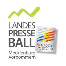 Landespresseball Mecklenburg-Vorpommern mit Optik Sagawe