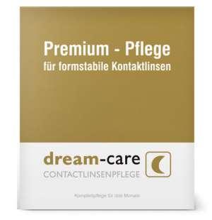 Die Premium Pflege für Ihre Dreamlens Kontaktlinsen von Optik Sagawe.